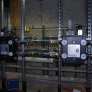 Installation värme