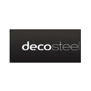 deco steel logotype